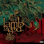 Ashes of the Wake - Lamb of God Cover Art