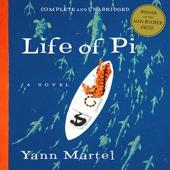 Life of Pi (Unabridged) - Yann Martel Cover Art