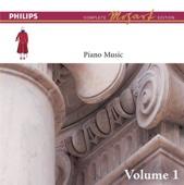 The Complete Mozart Edition - The Piano Sonatas, Vol. 1