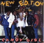 New Edition - Candy Girl  artwork