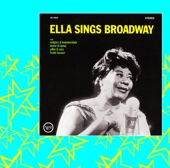 Ella Sings Broadway cover art