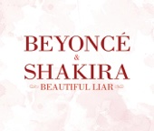 Shakira & Beyoncé - Beautiful Liar illustration