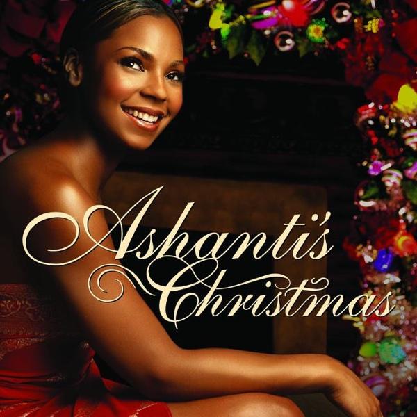 Ashantis Christmas Ashanti CD cover