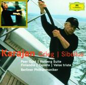 Grieg: Peer Gynt Suites, Holberg Suite - Sibelius: Finlandia, Tapiola, Valse Triste