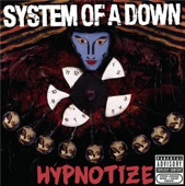 Hypnotize - System of a Down Cover Art