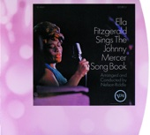 Ella Fitzgerald Sings the Johnny Mercer Songbook cover art