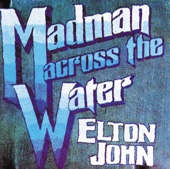Madman Across the Water - Elton John Cover Art