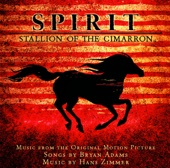 Spirit: Stallion of the Cimarron (Music from the Original Motion Picture) - Bryan Adams & Hans Zimmer Cover Art