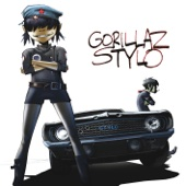 Stylo (feat. Mos Def & Bobby Womack) - Single cover art