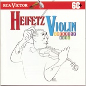 Jascha Heifetz - Heifetz Violin Greatest Hits  artwork
