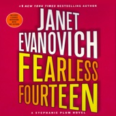 Janet Evanovich - Fearless Fourteen: A Stephanie Plum Novel (Unabridged) [Unabridged  Fiction]  artwork