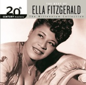 20th Century Masters - The Millennium Collection: The Best of Ella Fitzgerald cover art