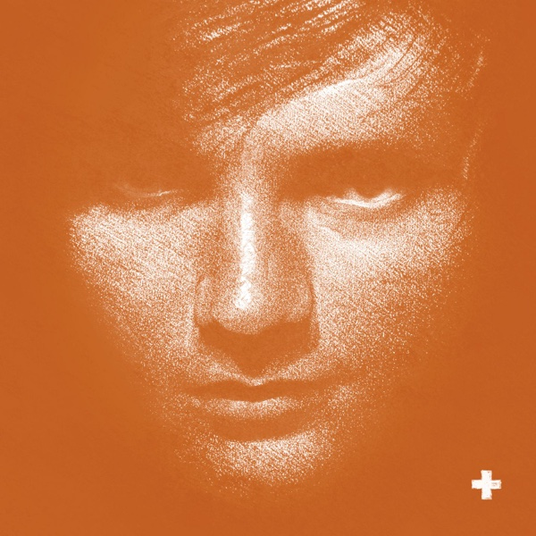 Deluxe Version Ed Sheeran CD cover
