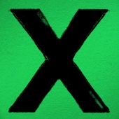 Ed Sheeran - x (Deluxe Edition) illustration