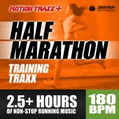 Half Marathon Music Mix - Training Traxx: Non-Stop Running Music Designed for Half-Marathon Training, Set At a Steady 180 BPM