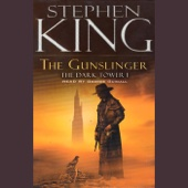 Stephen King - The Gunslinger: The Dark Tower I (Unabridged)  artwork