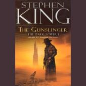 Stephen King - The Gunslinger: The Dark Tower I (Unabridged)  artwork
