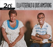20th Century Masters - The Millennium Collection: The Best of Ella Fitzgerald & Louis Armstrong cover art