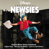Newsies (Original Motion Picture Soundtrack) - Various Artists Cover Art