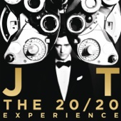 Justin Timberlake - The 20/20 Experience (Deluxe Version) artwork