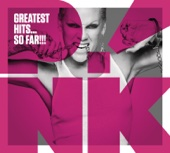 P!nk - F**kin' Perfect artwork