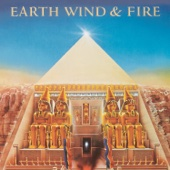 Earth, Wind & Fire - All 'N All  artwork