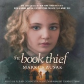 The Book Thief (Unabridged) - Markus Zusak Cover Art