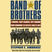 Band of Brothers - Stephen E. Ambrose Cover Art