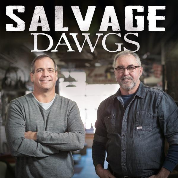 Watch Salvage Dawgs Season 4 Episode 1 Cast Iron
