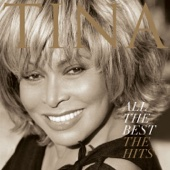 All the Best: The Hits - Tina Turner Cover Art