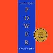 The 48 Laws of Power - Robert Greene Cover Art