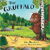 The Gruffalo (Unabridged) [Unabridged  Fiction] - Julia Donaldson