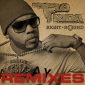 Right Round Remixes - EP cover art