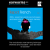 Earworms Learning - Rapid French: Volume 1 (Unabridged)  artwork