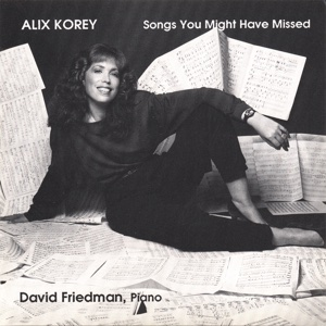 Alix Korey - Songs You Might Have Missed