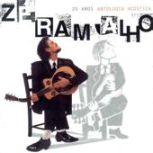 Zé Ramalho - Antologia Acústica  arte