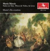 Pieces de viole, Book 4: Suite in G Major: I. Caprice - - Music's Recreation