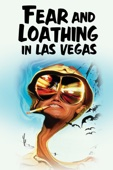 Terry Gilliam - Fear and Loathing In Las Vegas  artwork
