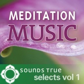 Maneesh De Moor (keyboardist and composer), Nawang Khechog (flutist), Snatam Kaur (sacred chant) - Sounds True Selects: Meditation Music, Vol. I  artwork