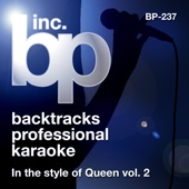 Don't Stop Me Now (Karaoke Instrumental Track) [In the Style of Queen]