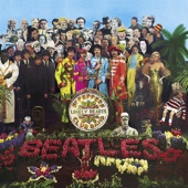 Sgt. Pepper's Lonely Hearts Club Band - The Beatles Cover Art