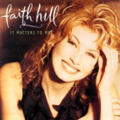 I Can't Do That Anymore - Faith Hill
