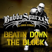 Beatin Down the Block - Single cover art