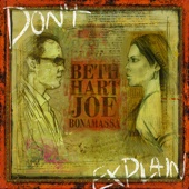 Joe Bonamassa & Beth Hart - Don't Explain  artwork