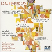 Lou Harrison: Suite for Violin