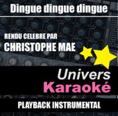 Dingue dingue dingue (Rendu célèbre par Christophe Maé) [Version karaoké] - Single