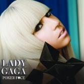 Lady Gaga - Poker Face artwork
