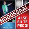 Michel Teló - Ai Se Eu Te Pego artwork