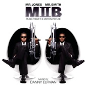 Men In Black II (Music from the Motion Picture) cover art