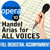 Xerxes: Ombra Mai Fu - Largo (no Vocals) [Karaoke Version]